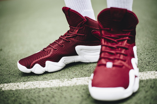Чоловічі кросівки adidas Originals Crazy 8 Primeknit Adv BY4366