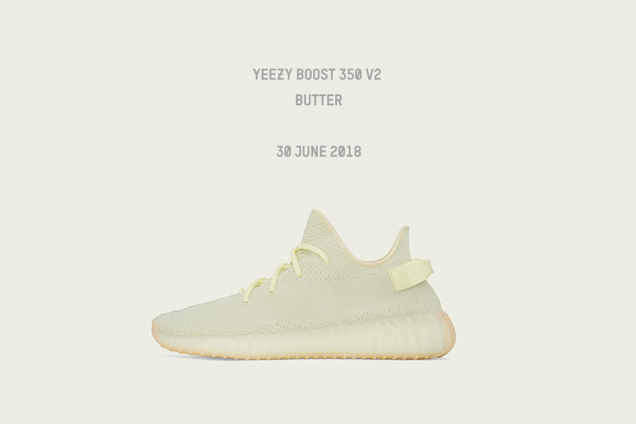 "YEEZY BOOST 350 V2 ""Butter'"