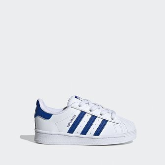 Детские кроссовки adidas Originals Superstar 2.0 El I FW0768