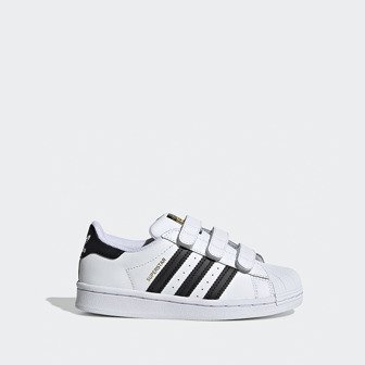 Детские кроссовки adidas Originals Superstar CF C EF4838