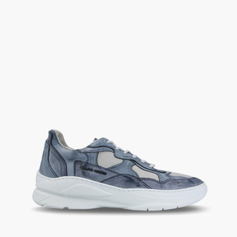 Женские кроссовки Filling Pieces Low Fade Cosmo Infinity Navy Blue 37625881884PFH