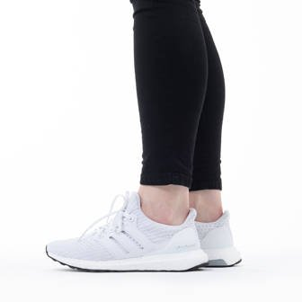 "Женские кроссовки adidas UltraBoost 4.0 ""Triple White"" BB6308"