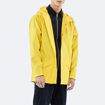Куртка Rains Jacket 1201 YELLOW