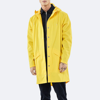 Плащ Rains Long Jacket 1202 YELLOW