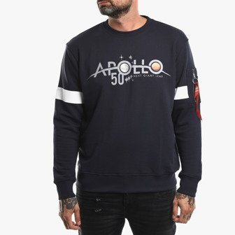 Alpha Industries Apollo 50 Reflective Sweater 198365 07
