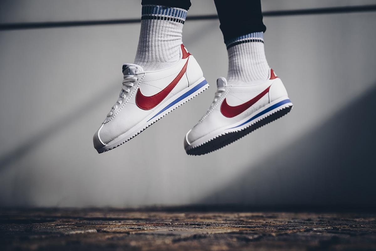 official photos a4095 9f803 ... france nike classic cortez leather forrest gump 86fbd 0ff32