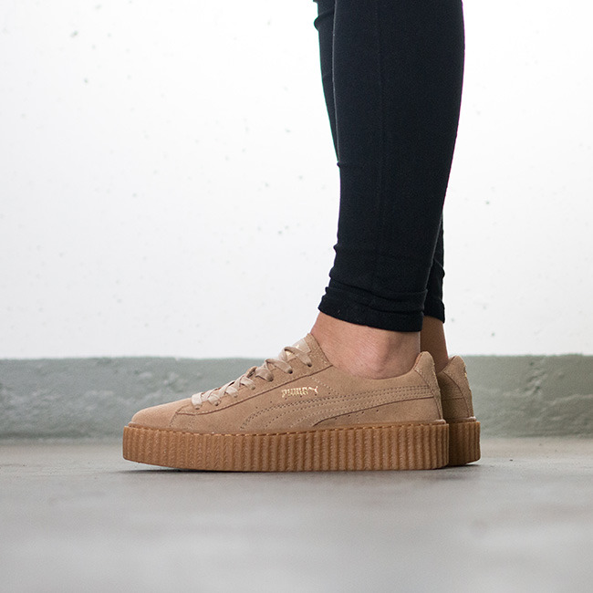 puma suede creeper by rihanna купить