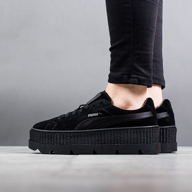 puma creepers by rihanna купить