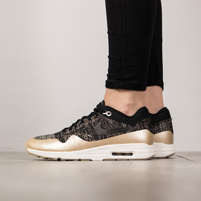 new style fc7f7 a7f8b ... Женские кроссовки Nike Air Max 1 Ultra 2.0 Flyknit Metallic Gold 881195  001 ...