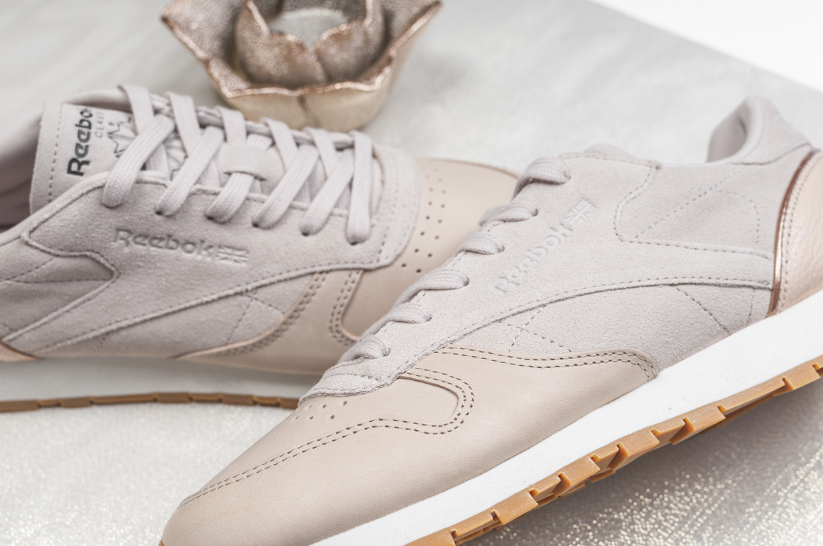 ... Женские кроссовки Reebok Classic Leather Golden Neutrals BD3744 ... a1f5f82f2