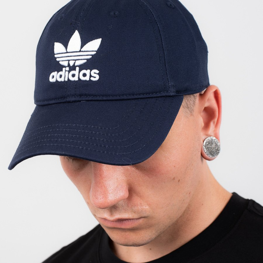 Мужская кепка adidas Originals Trefoil CD6973 - купить 7c41d0151fea4