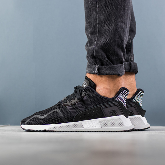 adidas EQT Cushion ADV Black White BY9506