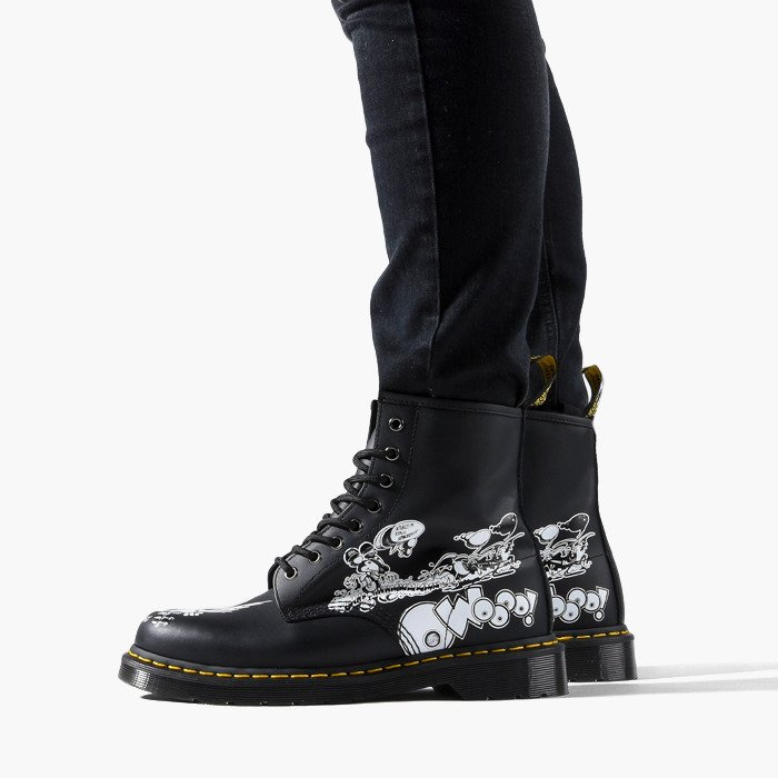 Dr Martens Glany 1460 Rick Griffin