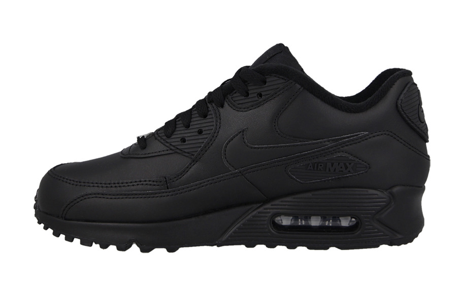 SNEAKER SHOES NIKE AIR MAX 90 LEATHER 302519 001 купить
