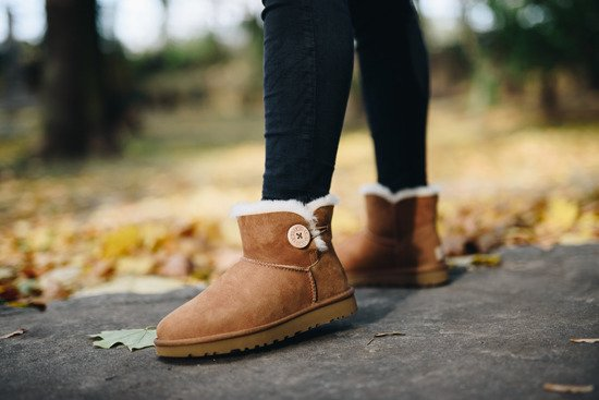 UGG Mini Bailey Button II 1016422 CHE