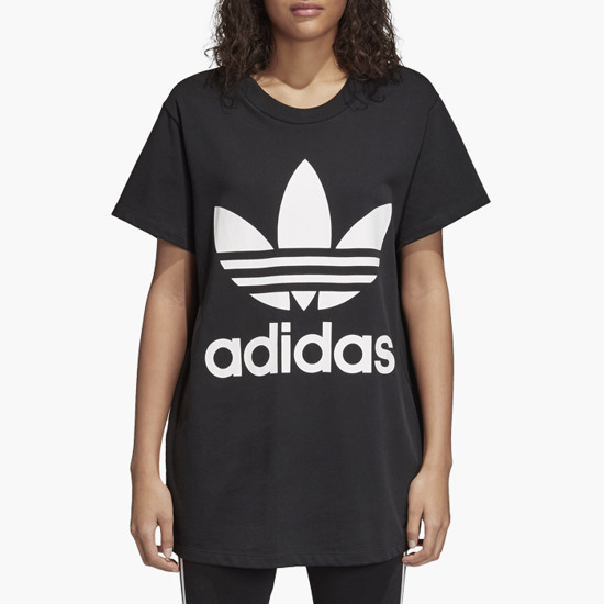 Женская футболка adidas Originals Big Trefoil CE2436