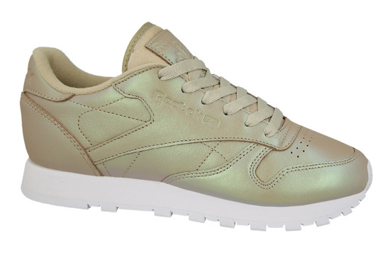 Женские кроссовки Reebok Classic Leather Pearlized BD4309