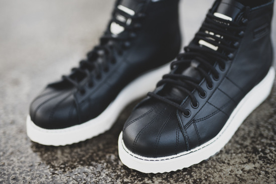 Женские кроссовки adidas Originals Superstar Boot W AQ1213