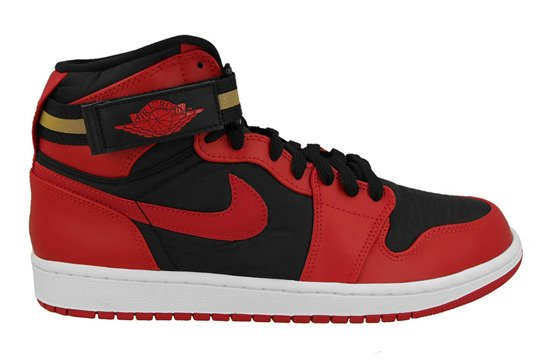 "Мужская обувь Air Jordan High Strap ""Bred"" 342132 002"