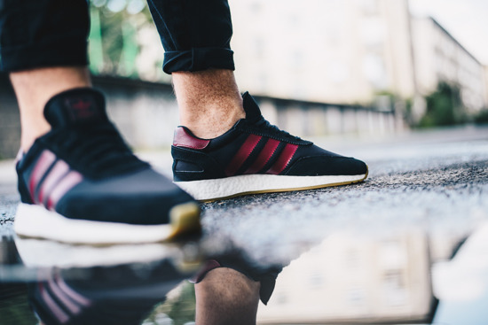 Мужские кроссовки adidas Originals I-5923 Iniki Runner B37946