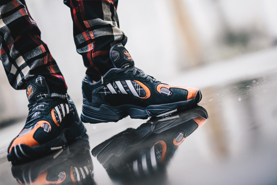 "Мужские кроссовки adidas Originals Yung-1 ""Plaid Pack"" EF3967"