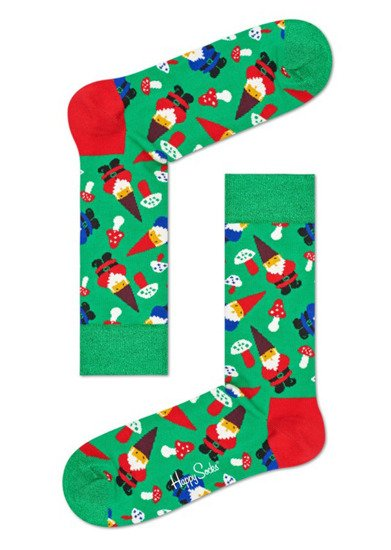 Носки Happy Socks Holiday Garden Gnome GGN01 7000