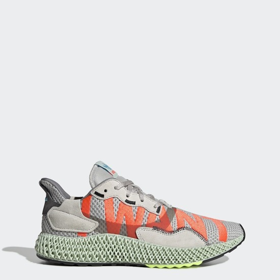 "adidas Originals ZX 4000 4D ""I Want I Can"" EF9624"