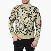 Мужская кофта Alpha Industries Special Forces Sweater 196310 445