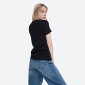 Wood Wood Uma T-shirt 10832501-2222 BLACK