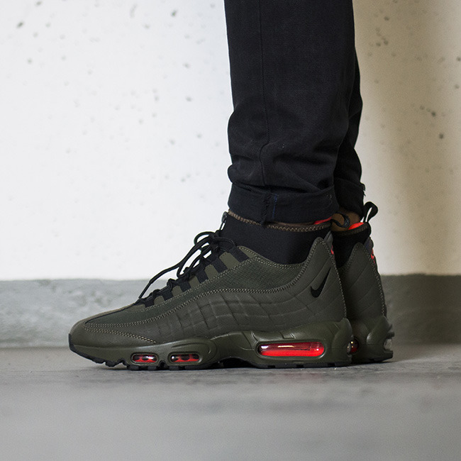 ea3f7d305e ... green red 184eb 32156 norway nike air max 95 sneakerboot 806809 300 .  ac804 54388 ...