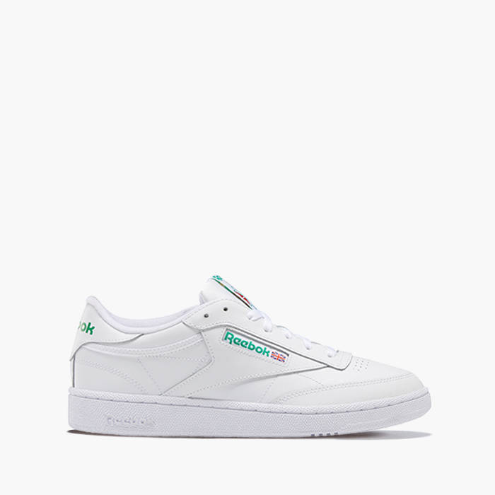 supply online Reebok Club C 85 Trainers In White AR0456 free shipping view with credit card sale online classic sale online UthoHG2OT