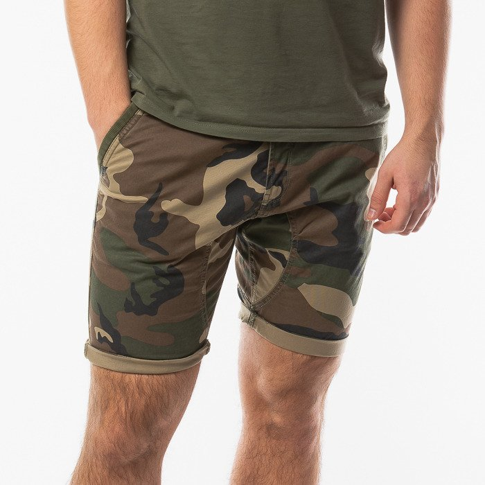 Чоловічі шорти Alpha Industries Kerosene Short Camo 176205 408 ... 19b4f451e1027