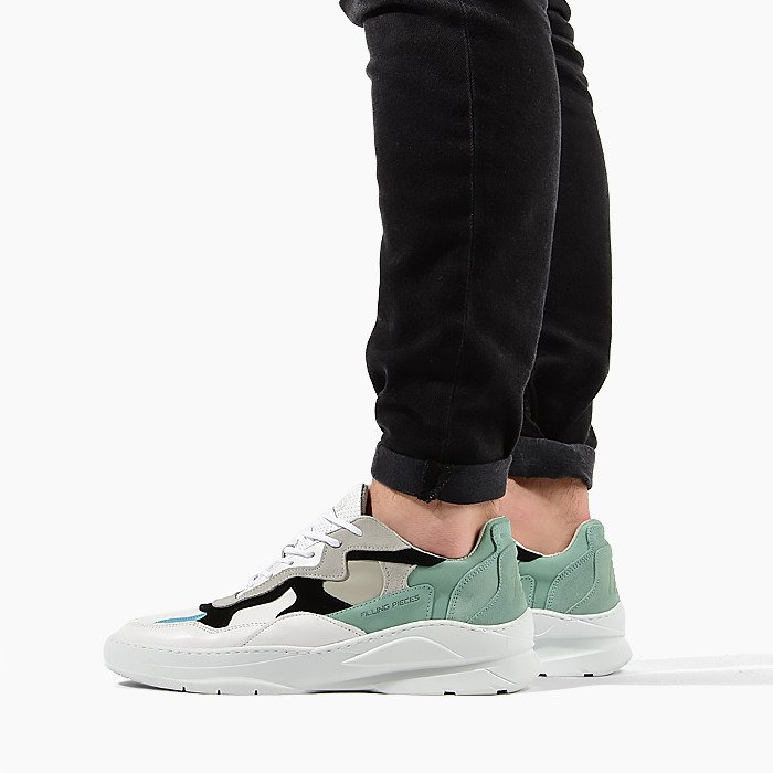 Чоловічі кросівки Filling Pieces Low Fade Cosmo Infinity Mint 37625881940PMZ 27c1c0a1e86c5