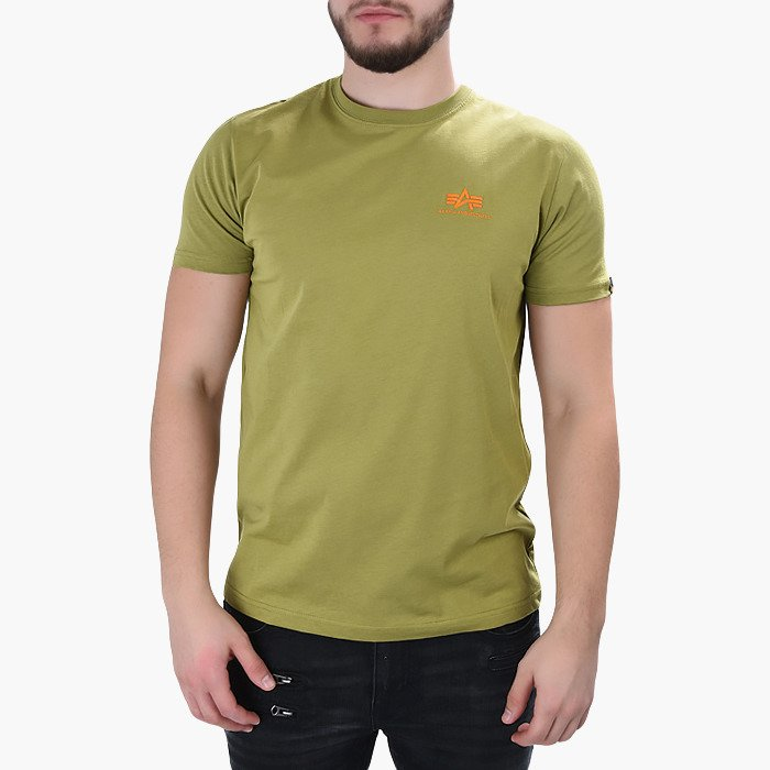 Чоловіча футболка Alpha Industries Basic Small Logo 188505 440 ... 89f810f38babb