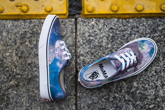 Жіночі кеди Vans x MoMA Authentic VN0A2Z5I18H