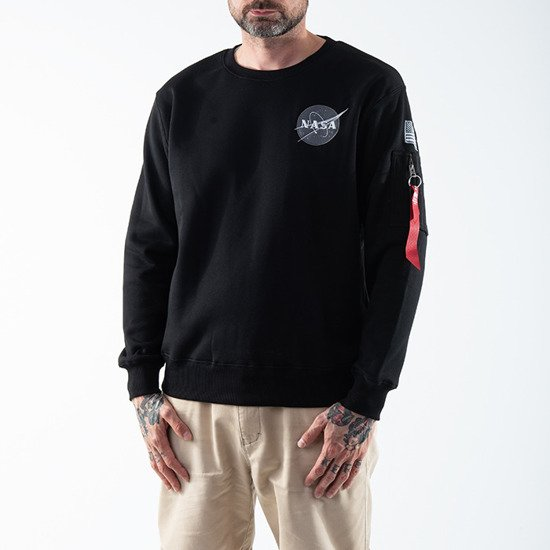 Чоловіча кофта Alpha Industries NASA Sweater 186304 03