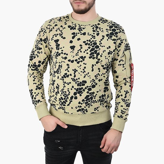 Чоловіча кофта Alpha Industries Special Forces Sweater 196310 445