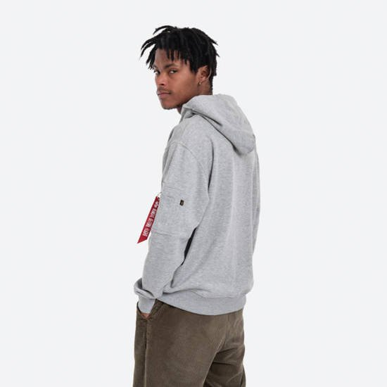 Чоловіча кофта Alpha Industries X-Fit Hoody 158321 17