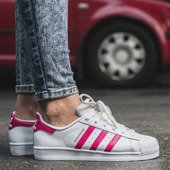 Женская обувь ADIDAS ORIGINALS SUPERSTAR B23644